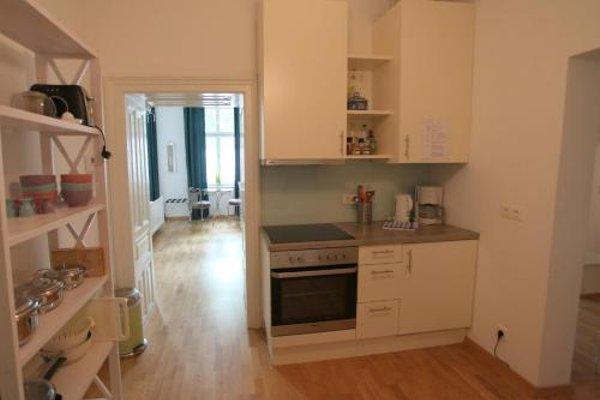 Zentrale Wohnung am Augarten - фото 16