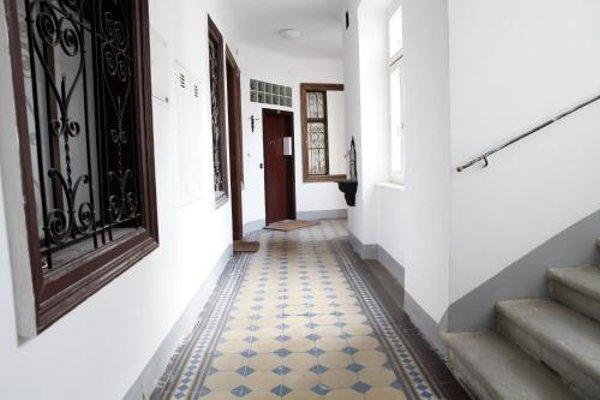 Zentrale Wohnung am Augarten - фото 17