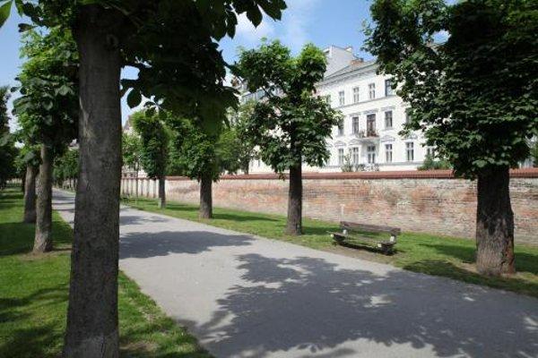 Zentrale Wohnung am Augarten - фото 18