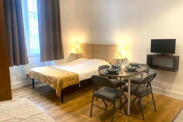 Apartment Poisson 6 - 3