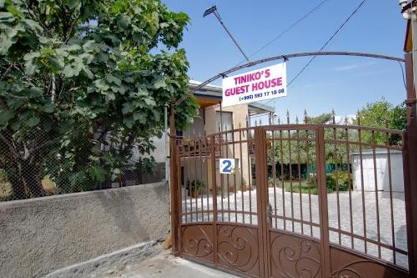 Tinikos Guest House - фото 18