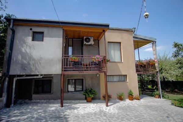 Tinikos Guest House - фото 23