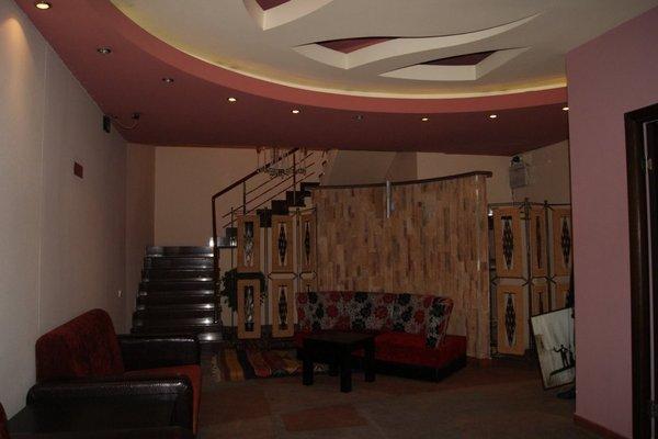 Отель Cherry - фото 20