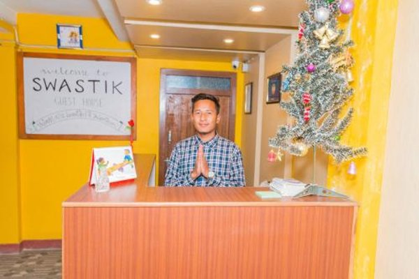 Swastik Guest House - фото 13
