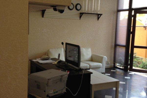 Гостиница Амалтея - фото 15