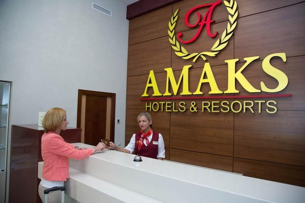 АМАКС Курорт Красная Пахра - 14