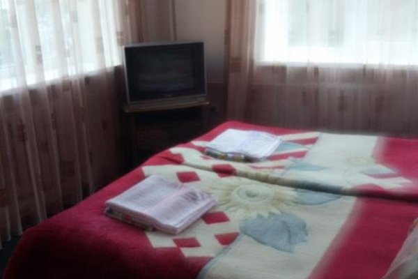 Отель «Айс Черри Домбай» - фото 53