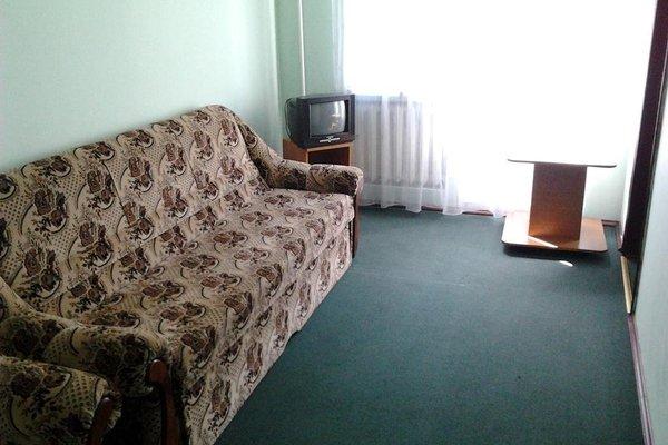 Отель «Айс Черри Домбай» - фото 57