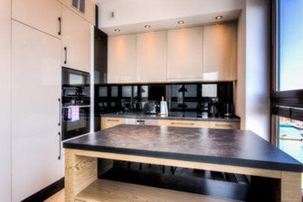 Apartamenty Adromeda Sea Towers - 12