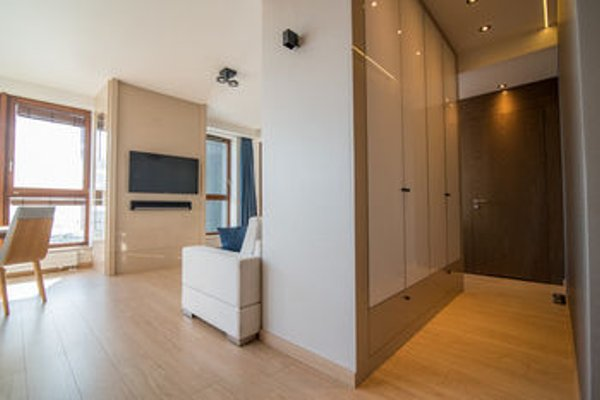 Apartamenty Adromeda Sea Towers - фото 14