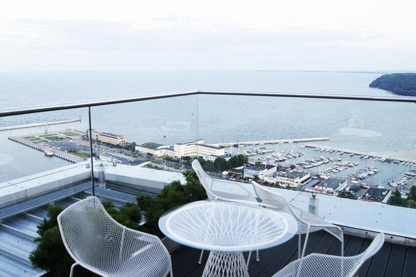 Apartamenty Adromeda Sea Towers - фото 15
