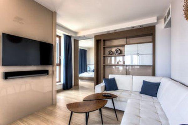 Apartamenty Adromeda Sea Towers - фото 7