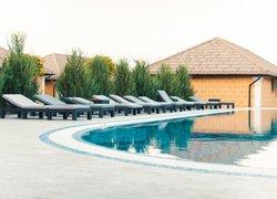 Фото 1 отеля Отель Leo Palace - Черноморское, Крым