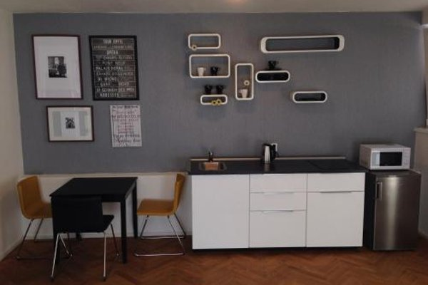 James Hotel & Apartments - фото 10