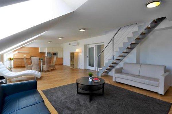 James Hotel & Apartments - фото 17