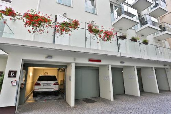 James Hotel & Apartments - фото 23