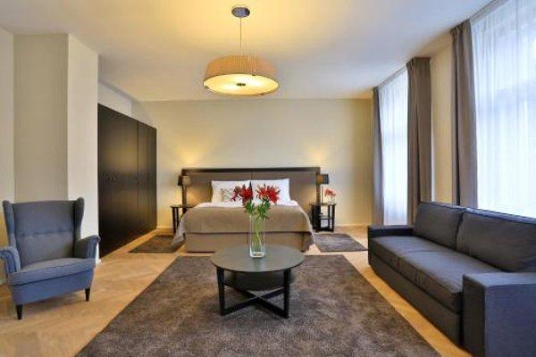 James Hotel & Apartments - фото 6