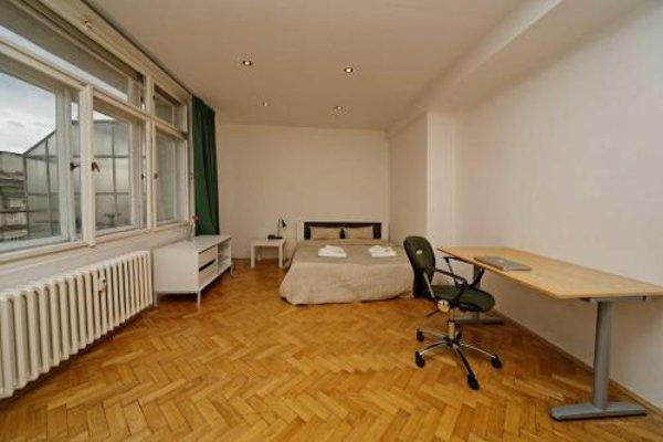 Apartments Vorsilska - фото 13