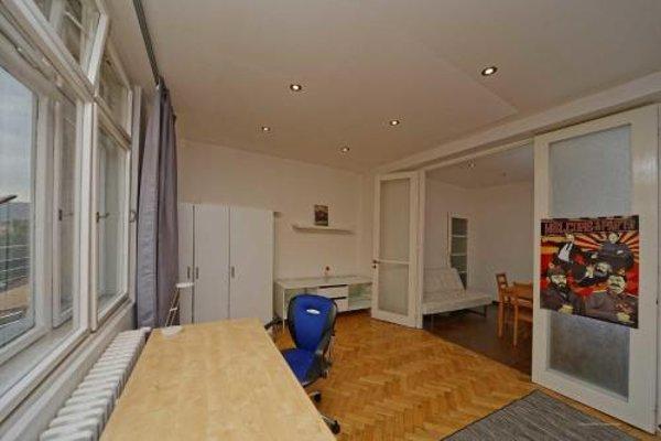 Apartments Vorsilska - фото 15