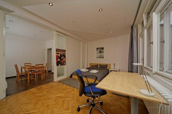 Apartments Vorsilska - фото 17