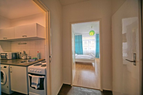 Apartments Vorsilska - фото 18