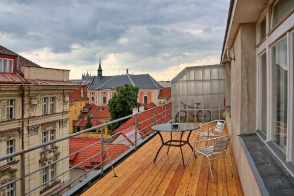 Apartments Vorsilska - фото 20