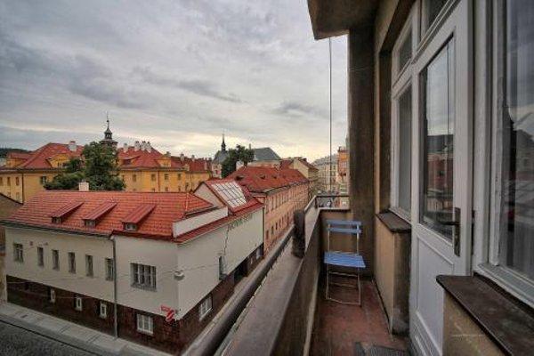 Apartments Vorsilska - фото 21
