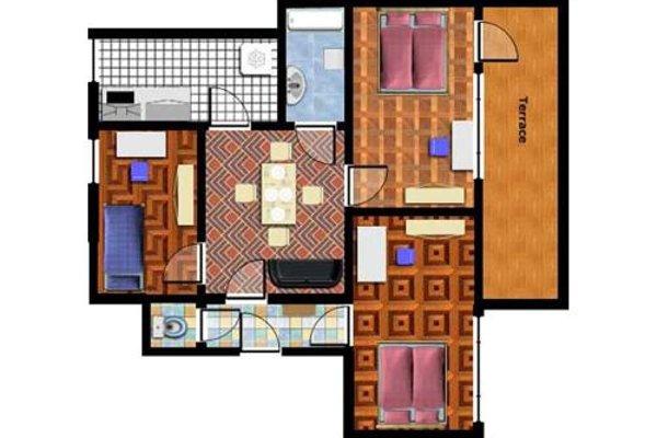 Apartments Vorsilska - фото 23