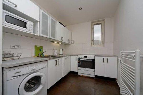Apartments Vorsilska - фото 8