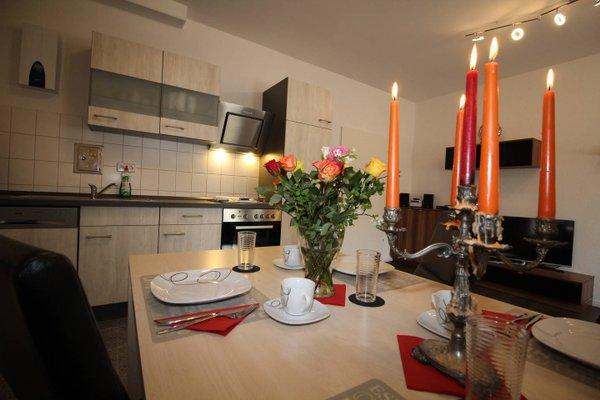 Apartments Rose & Sonnenblume - фото 17