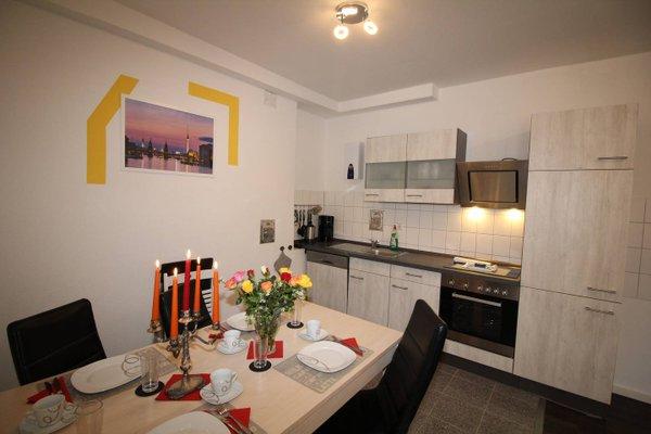 Apartments Rose & Sonnenblume - фото 21
