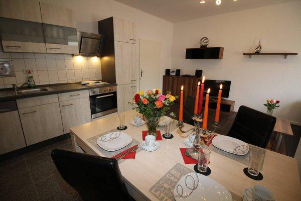 Apartments Rose & Sonnenblume - фото 23