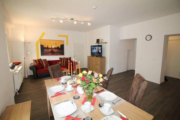 Apartments Rose & Sonnenblume - фото 3