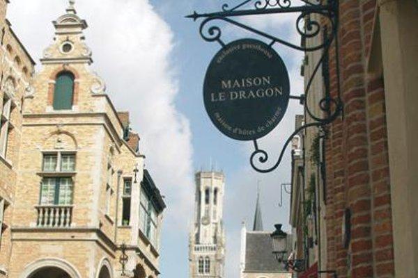 B&B Maison le Dragon - фото 22