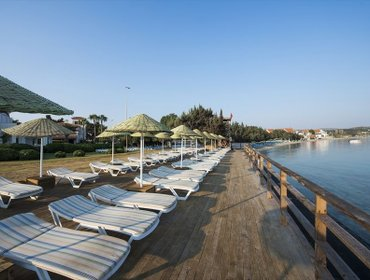 Апартаменты Altin Yunus Apart Beach Plus