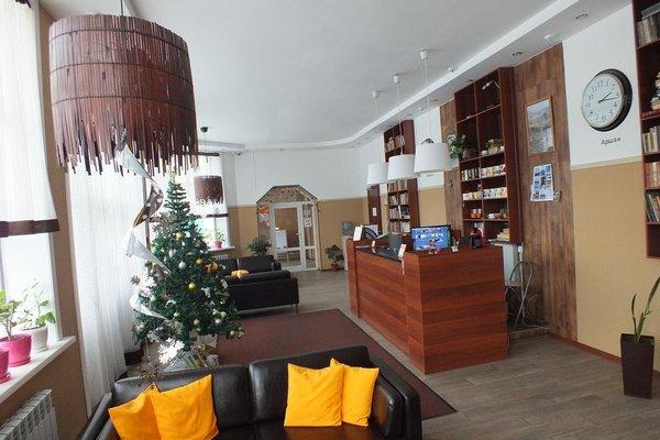 Гостиница Иркут - фото 16