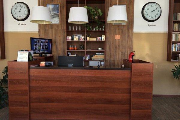 Гостиница Иркут - фото 17