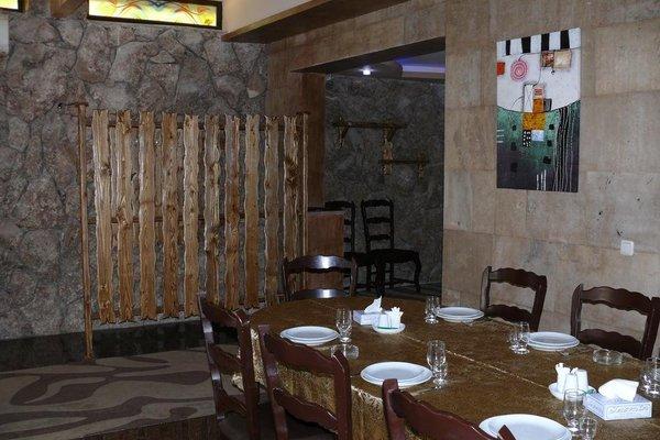 Jasmin Hotel Armenia Yerevan - фото 11