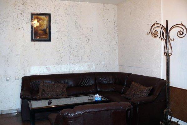 Jasmin Hotel Armenia Yerevan - фото 6