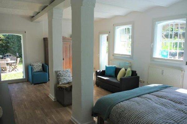 Apartments Wassermuhle Stenten - фото 14