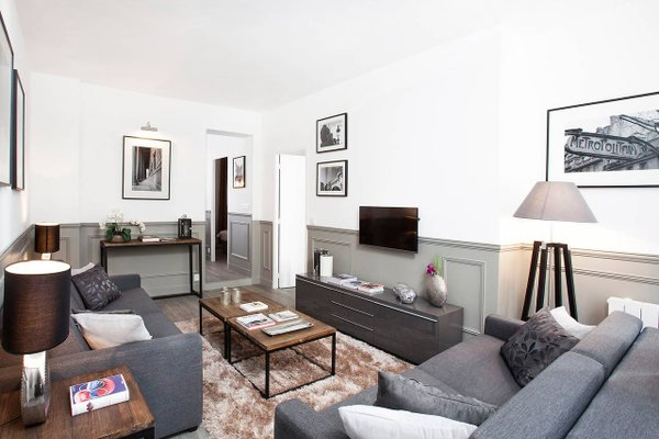 The Residence - Luxury 3 Bedroom Paris Center - 3