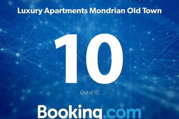 Luxury Apartments Mondrian Old Town - фото 22