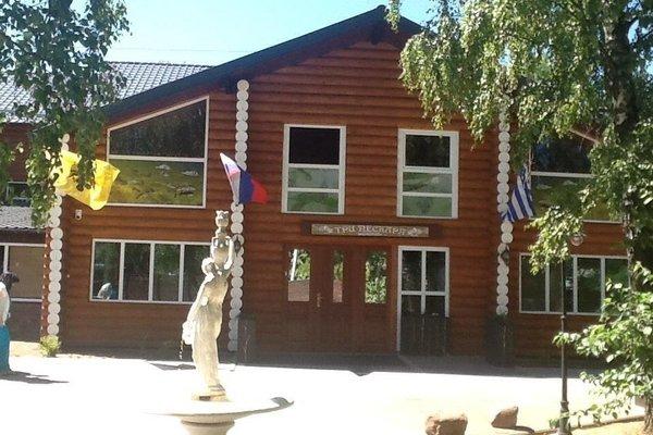 Гостинично-банный комплекс Три пескаря - фото 21