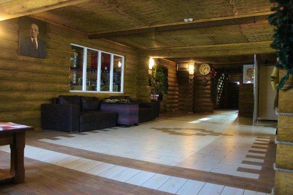 Гостинично-банный комплекс Три пескаря - фото 8
