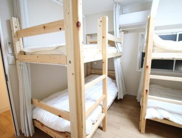 Хостел Glocal Nagoya Backpackers Hostel