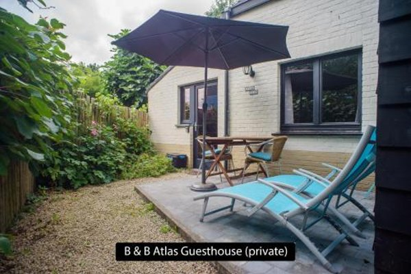 B&B Atlas Guesthouse - фото 21