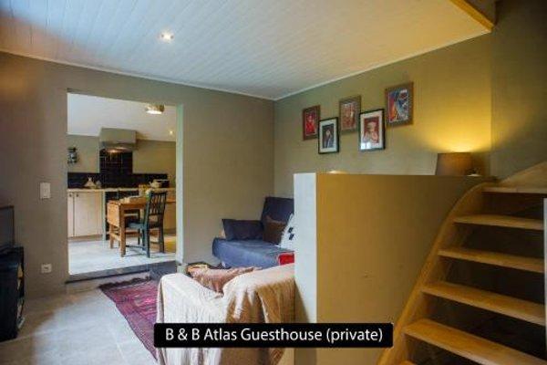 B&B Atlas Guesthouse - фото 4