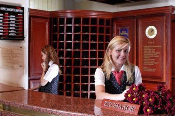 Best Western Hotel Cristal - фото 19