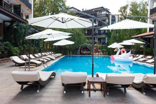 Green Paradise Apartments - фото 40