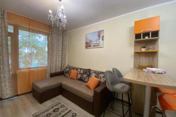Green Paradise Apartments - фото 21